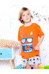 Pijama de Niño Kayser Naranja 74.591