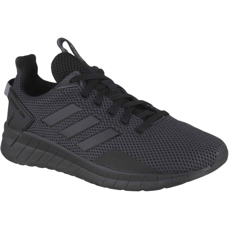 zapatillas adidas negro
