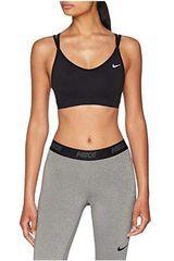 Top de Mujer Nike Coral / negro NK FAVORITES STRPPY BRA