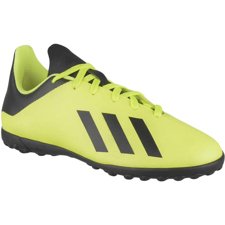 Zapatilla de Jovencito Adidas Amarillo x tango 18.4 tf j ... 7a181378a043a