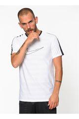 Polo de Hombre Nike Blanco / negro M NK DRY ACDMY TOP SS GX2