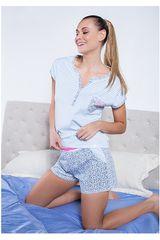 Kayser Celeste de Mujer modelo 70.692 Ropa Interior Y Pijamas Pijamas Lencería