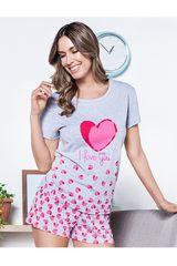Kayser Rojo de Mujer modelo 70.694 Ropa Interior Y Pijamas Pijamas Lencería