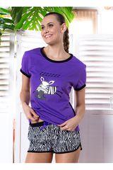 Pijama de Mujer Kayser Morado 70.71