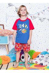 Kayser Rojo de Niño modelo 74.588 Lencería Pijamas Ropa Interior Y Pijamas
