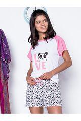 Pijama de Mujer Kayser Fucsia 75.712