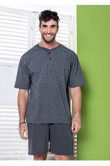 Kayser Grafito de Hombre modelo 77.593 Pijamas Lencería Ropa Interior Y Pijamas