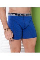 Kayser Azul de Hombre modelo 93.132 Ropa Interior Y Pijamas Lencería Boxers Calzoncillos
