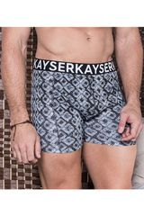 Kayser Negro de Hombre modelo 93.139 Calzoncillos Boxers Lencería Ropa Interior Y Pijamas