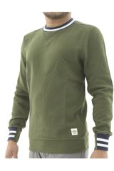 Polera de Hombre Umbro Olivo THE MOTTRAM - STRUCTURED SWEAT