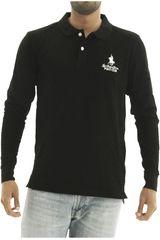 BERKSHIRE POLO CLUB Negro de Hombre modelo polera-159-70388 Casual Poleras