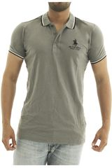 Polo de Hombre BERKSHIRE POLO CLUB Gris polo-159-0439911