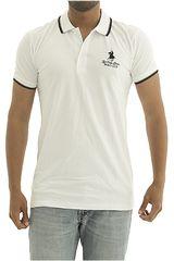 Polo de Hombre BERKSHIRE POLO CLUB Blanco polo-159-0439911