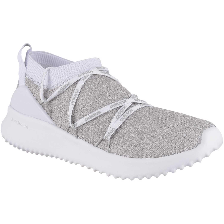 Zapatilla de Mujer Adidas Gris / blanco ultimamotion