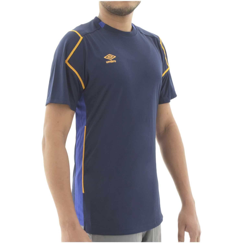 ec8302b9a3c63 Polo de Hombre Umbro Azul silo training jersey