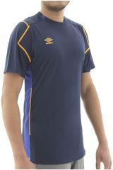 Umbro Azul de Hombre modelo silo training jersey Deportivo Polos