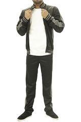 Skechers Negro/crema de Hombre modelo buzo-162-36279dd Buzos Deportivo