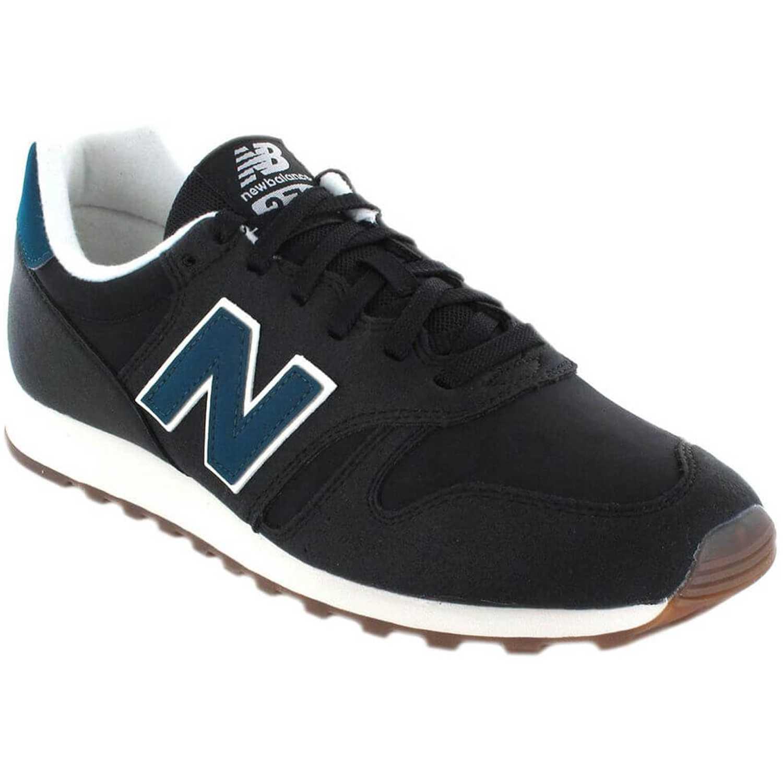 Zapatilla de Hombre New Balance Negro / Turquesa ml373bys