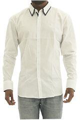 Camisa de Hombre BERKSHIRE POLO CLUB Blanco camisa-159-1335661