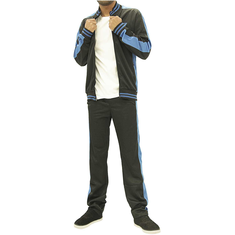 Buzo de Hombre Skechers negro / azul buzo-162-36279dd