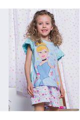 Pijama de Niña Kayser Celeste D7303