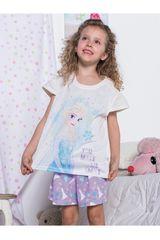 Pijama de Niña Kayser Crema D7304
