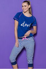 Kayser Azul de Mujer modelo 70.698 Ropa Interior Y Pijamas Pijamas Lencería