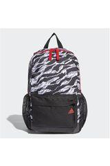 Adidas Gris / plomo de Niño modelo LB BP Mochilas