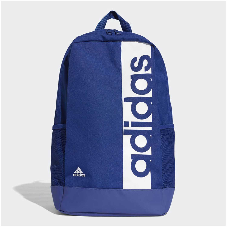 8d3f9ab3f Mochila de Hombre Adidas Azul lin per bp   platanitos.com