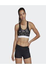 Adidas Negro de Mujer modelo DRST ASK SPR LG Tops Deportivo