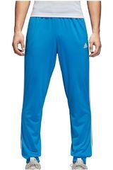 Adidas Celeste de Hombre modelo ESS 3S T TRICOT Deportivo Pantalones