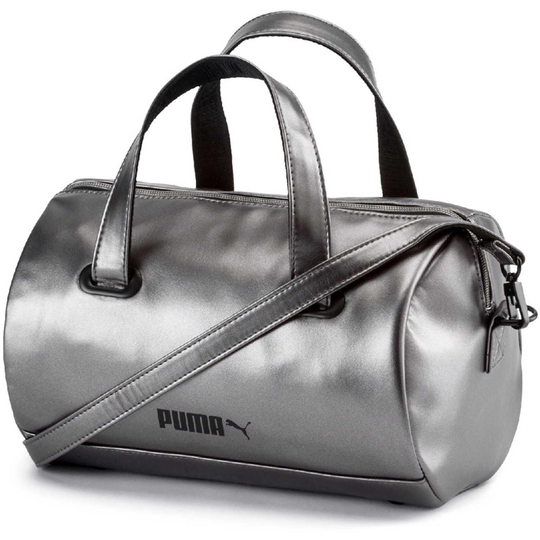 Bolso de Mujer Puma Plateado prime classics handbag