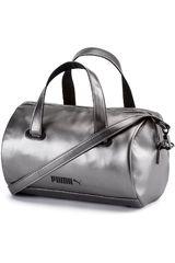 Puma Plateado de Mujer modelo Prime Classics Handbag Bolsos Carteras