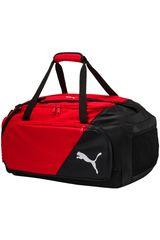 Puma Negro / rojo de Hombre modelo LIGA Medium Bag Deportivo Maletínes