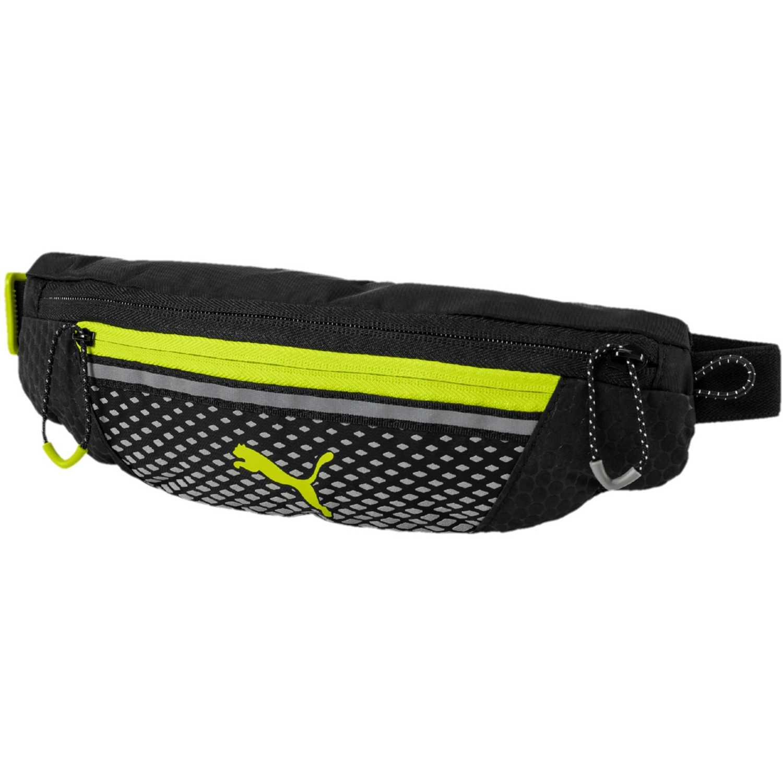 Canguro de Hombre Puma negro pr classic waist bag
