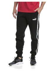 Puma Negro / blanco de Hombre modelo Tape Pants Deportivo Pantalones