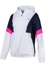 Puma Blanco / azul de Mujer modelo A.C.E. Jacket Casacas Deportivo