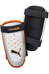 Puma Blanco / naranja de Hombre modelo Puma One 5 Canilleras Deportivo