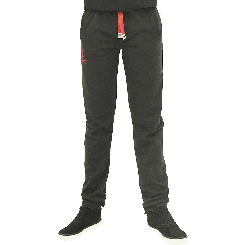 Pantalón de Hombre BERKSHIRE POLO CLUB Negro pantalon-159-1536930