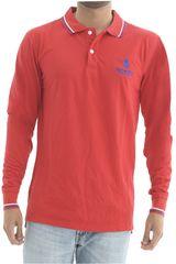 BERKSHIRE POLO CLUB Rojo de Hombre modelo polera-159-70378 Casual Poleras