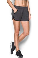 Under Armour Gris / negro de Mujer modelo tech short 2.0 Shorts Deportivo