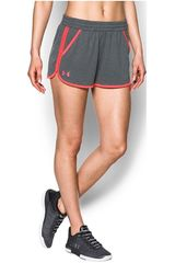 Under Armour Gris / rosado de Mujer modelo tech short 2.0 Shorts Deportivo