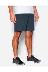 Under Armour Gris de Hombre modelo UA CAGE SHORT Deportivo Shorts