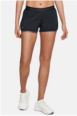 Under Armour Negro de Mujer modelo hg armour 2-in-1 short Shorts Deportivo