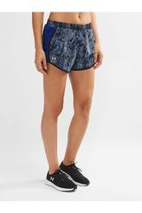 Under Armour Acero de Mujer modelo fly by printed short Shorts Deportivo