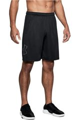 Short de Hombre Under Armour Negro UA TECH GRAPHIC SHORT-BLK