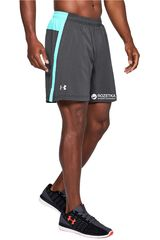 Under Armour Negro / celeste de Hombre modelo ua launch sw 2-in-1 short Deportivo Shorts