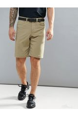 Under Armour Beige de Hombre modelo UA Tech Short Deportivo Shorts