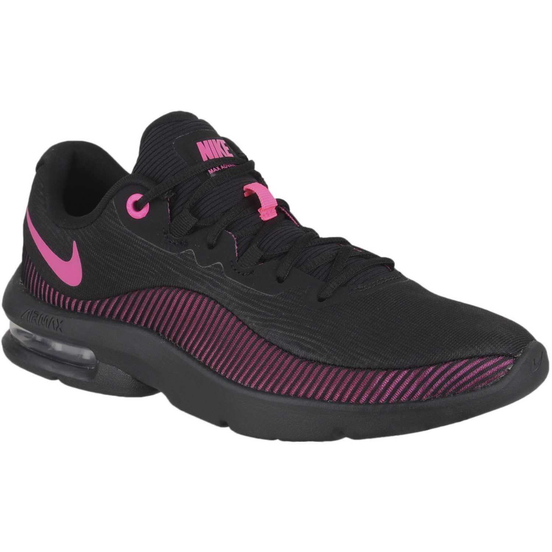 0d4626f33 Zapatilla de Mujer Nike Negro   rosado wmns nike air max advantage 2 ...