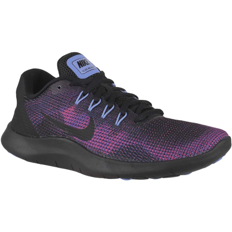 brand new cec4b d4873 Zapatilla de Mujer Nike Morado   negro wmns nike flex 2018 rn